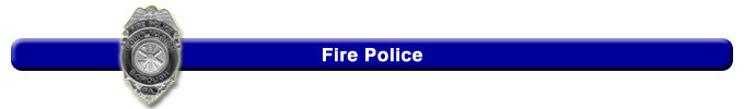 Fire Police Title Bar